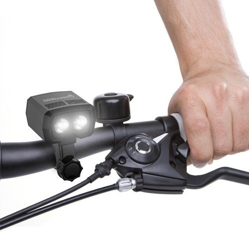 Bike Light-LED Front Bicycle Headlight-Bright USB Rechargeable