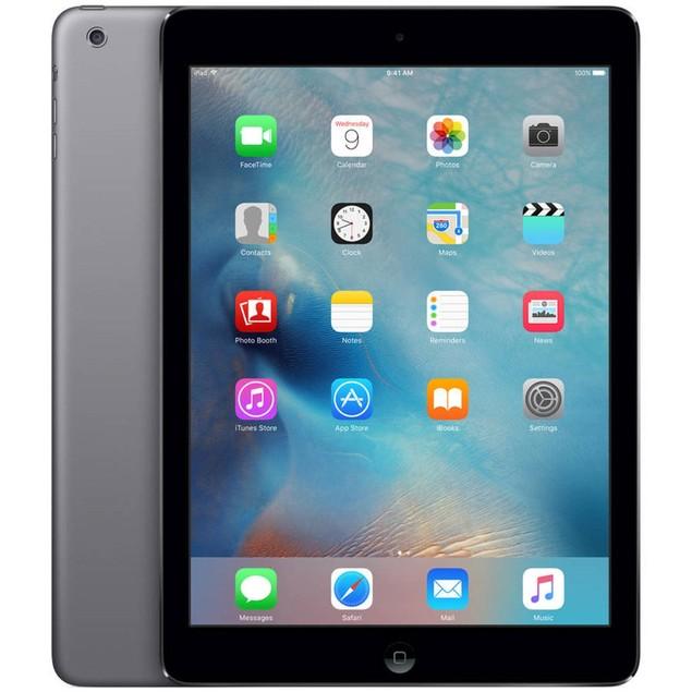 "Apple iPad Air MD786LL/A 9.7"" 32GB WiFi,Space Gray (Refurbished)"