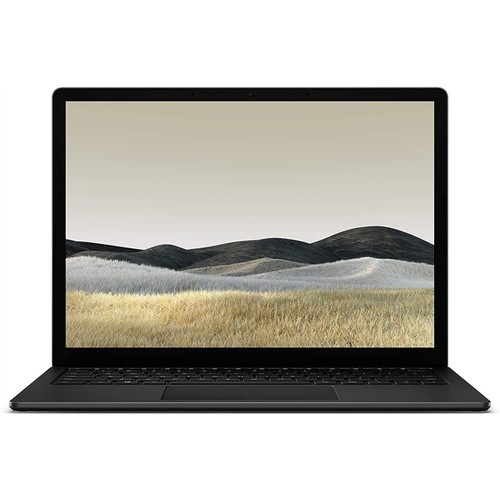 """Microsoft Surface Laptop 3 13.5"""" 256GB,Black (Certified Refurbished)"""