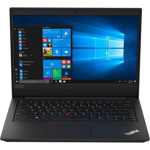 "Lenovo ThinkPad E490 14"" 512GB Win10,Black(Certified Refurbished)"