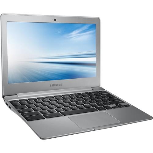 "Samsung Chromebook Series 2 11.6"" 16GB N2840,Silver"