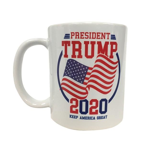 President Trump 2020 11 oz Coffee Mug