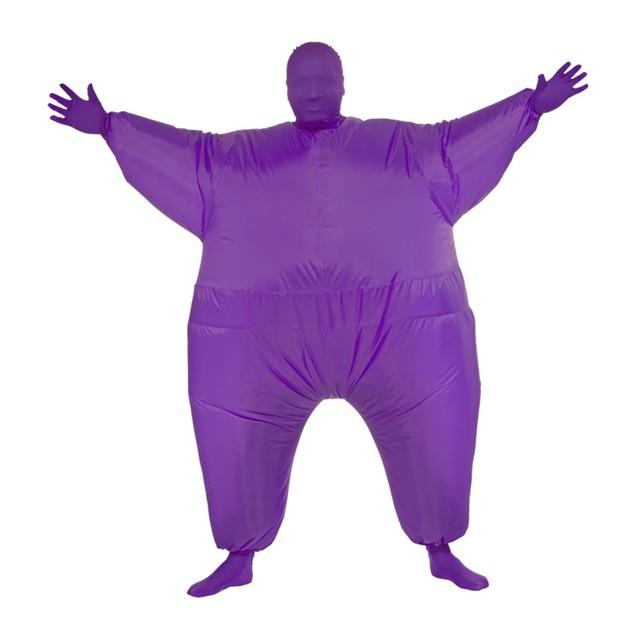 Purple Infl8s Fat Suit