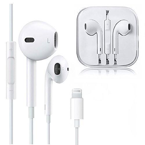 Earphones with Microphone Earbuds with iPhone XS/XR/X/8/7 Earphones