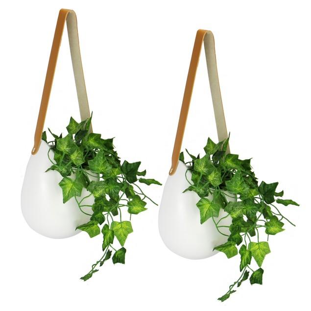 Hanging Wall Planters - Set of 2 | MandW