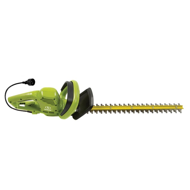 """Sun Joe 22"""" Electric Hedge Trimmer with 3.5 Amp Motor"""