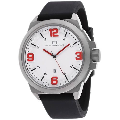 Oceanaut Men's Armada White Dial Watch - OC7115
