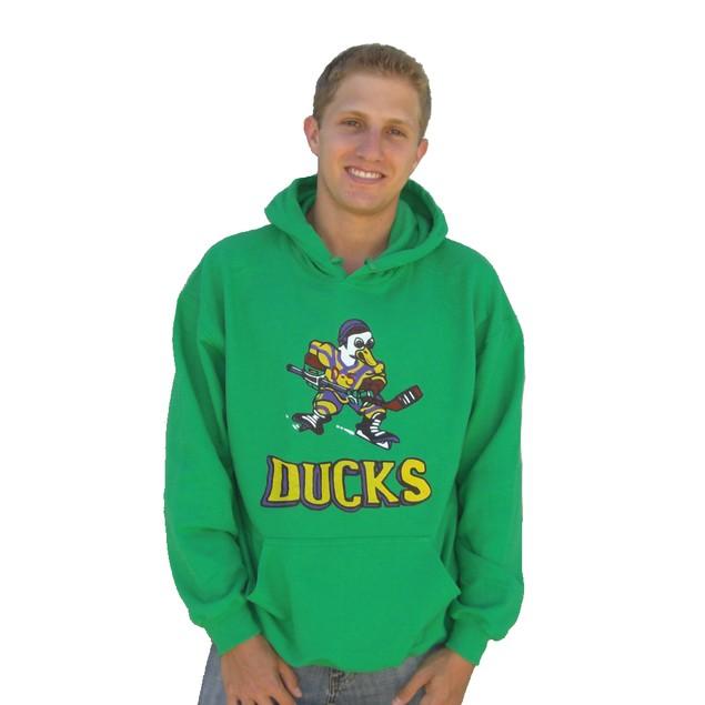 Adam Banks #99 Ducks Jersey Hoodie