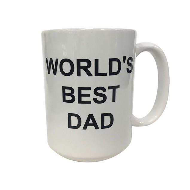 World's Best DAD 15 oz Coffee Mug