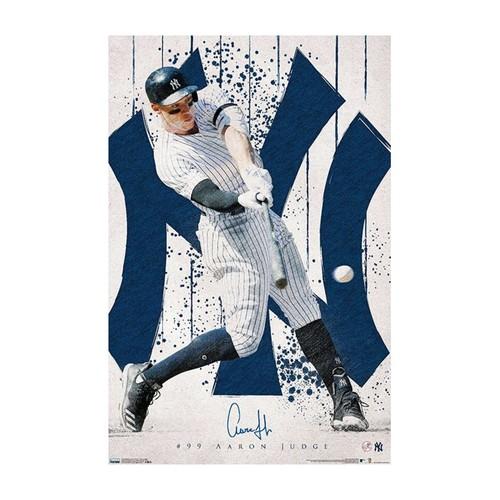Aaron Judge #99 New York Yankees Wall Poster