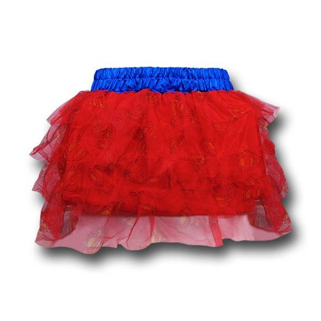 Supergirl Women's Costume Tutu