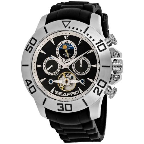 Seapro Men's Montecillo Black Dial Watch - SP5120