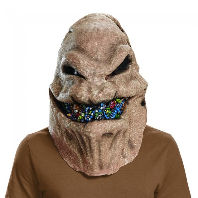 Oogie Boogie The Nightmare Before Christmas Mask