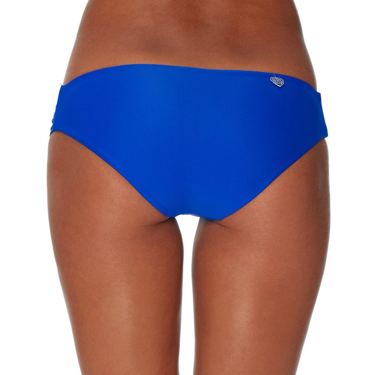 fa20da26fab Women's Body Glove Smoothies Ruby Strappy Mid‑Rise Bikini Bottoms ...