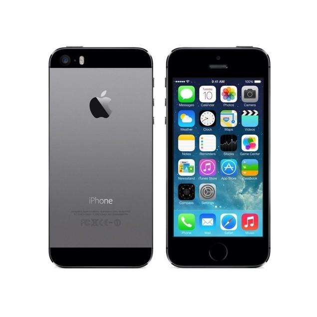 "Apple iPhone 5S 16GB 4"" 4G LTE Verizon,Space Gray(Certified Refurbished)"