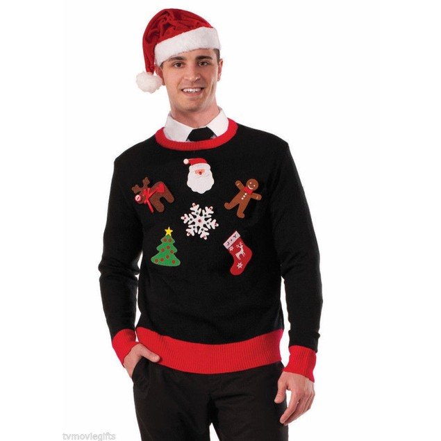 DIY Christmas Sweater Kit
