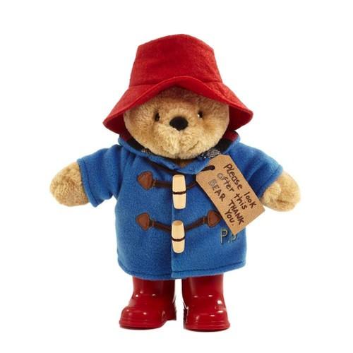 Classic Paddington Bear with Boots