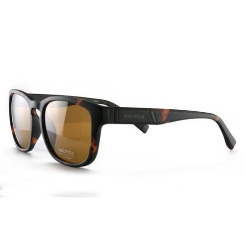 Nautica Men's Sunglasses N6196S 309 Matte Dark Tortoise 56 19 140 Polarized