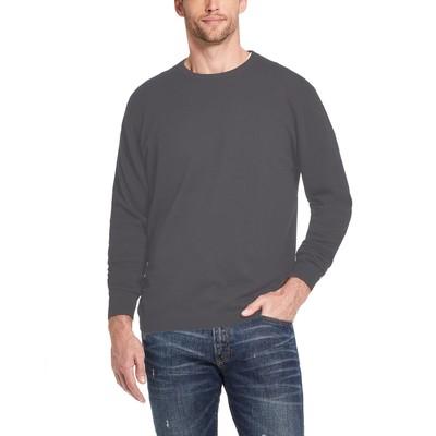 Weatherproof Vintage Men's Solid Sweater Black Size Medium