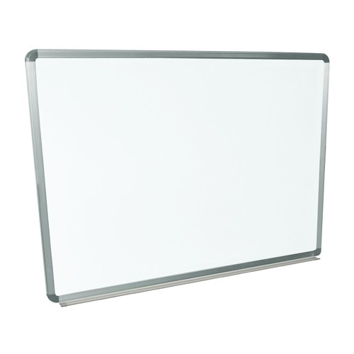 """Luxor 48"""" x 36"""" Wall - Mounted Magnetic Whiteboard"""