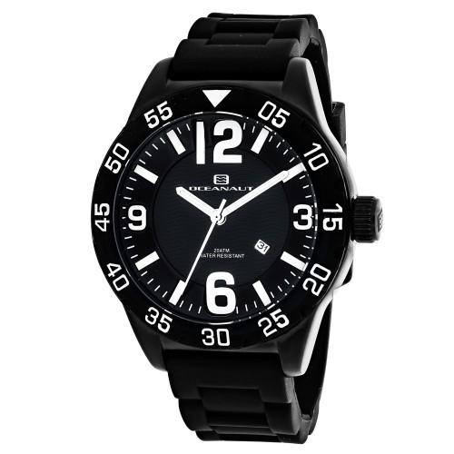 Oceanaut Men's Black Dial Watch - OC2710
