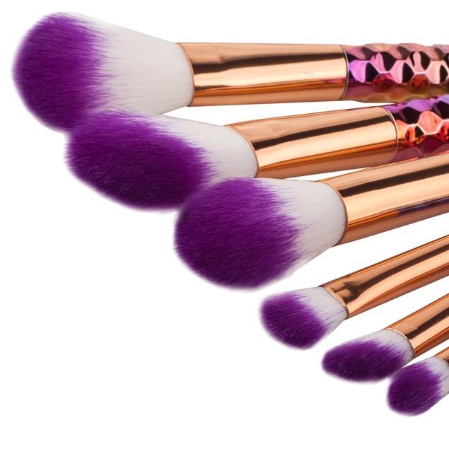 12 Piece Make Up Brush Set
