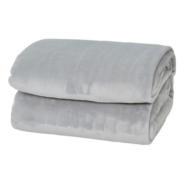 Kingston Lane Silky Soft Thick Plush Sofa Throw Blanket