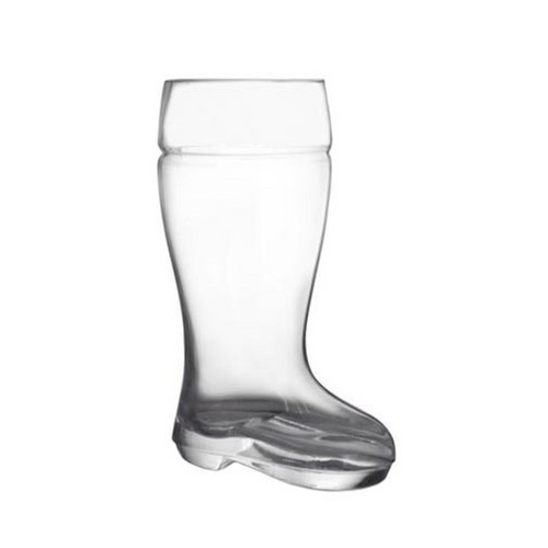 Das Boot 1 Liter Glass Beer Mug