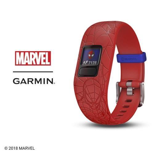Garmin vívofit Jr 2 Kids Fitness/Activity Tracker 1-Year Battery Life