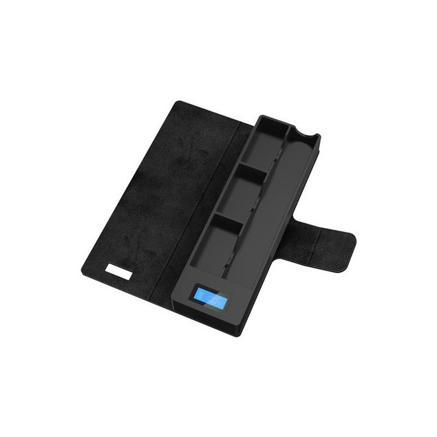 JUUL Charging Case with 3 pods and LCD indicator 1200 mAh