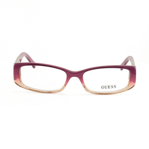 Guess Women's Eyeglasses GU2385 PUR Purple 52 16 135 Full Rim