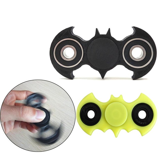 Triangle Decompression Gyro Hand Spinner
