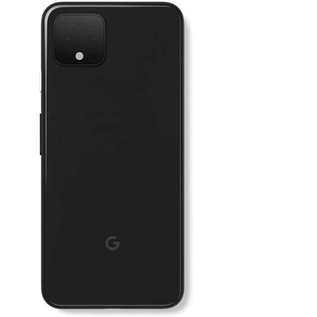 Google Pixel 4 XL, Unlocked, Grade B-, Black, 64 GB, 6.3 in Screen
