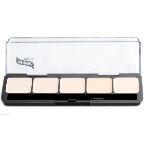Ultra-Lites HD Glamour Creme Foundation Palette