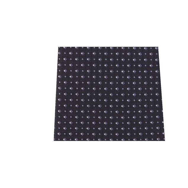 Kenneth Cole Reaction Men's Microchip Slim Geo Tie Navy Size Regular