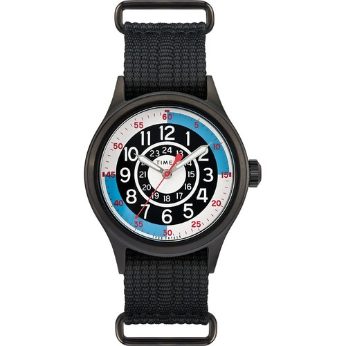 Timex Todd Snyder Blackjack Inspired Fabric Mens Watch