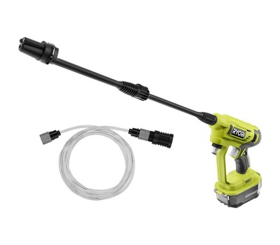 RYOBI ONE+ 18-Volt 320 PSI 0.8 GPM Cold Water Cordless Power Cleaner (Tool Was: $79.97 Now: $69.99.