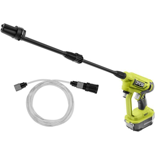 RYOBI ONE+ 18-Volt 320 PSI 0.8 GPM Cold Water Cordless Power Cleaner (Tool