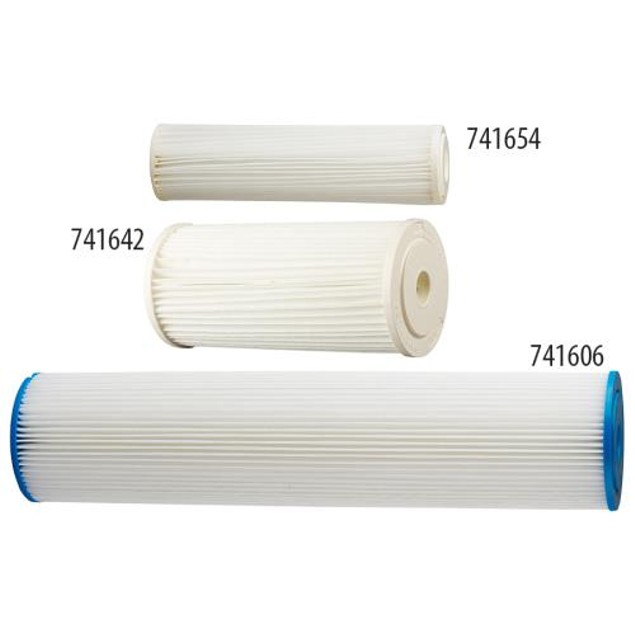 Hydro-Logic Stealth RO Sediment Filter - Pleated/Cleanable