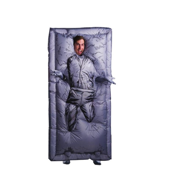Han Solo In Carbonite Star Wars Inflatable Adult Costume