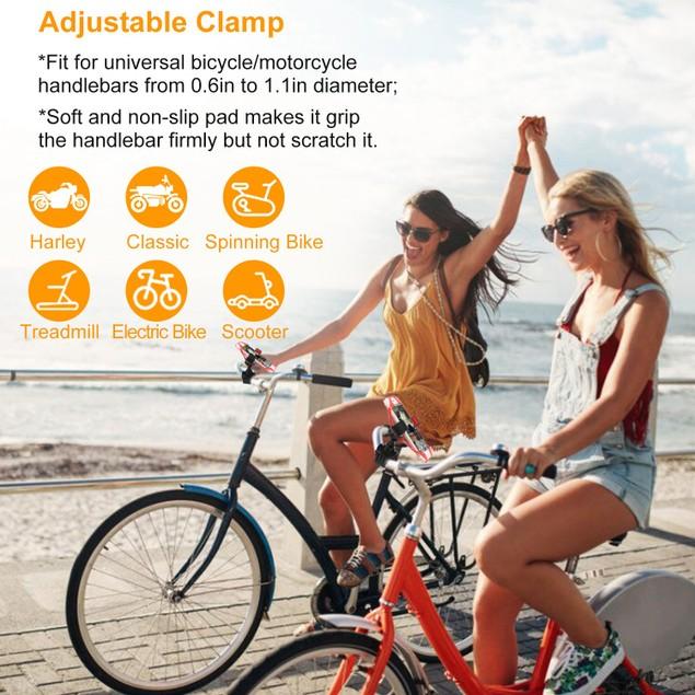 Bicycle Phone Holder Bracket