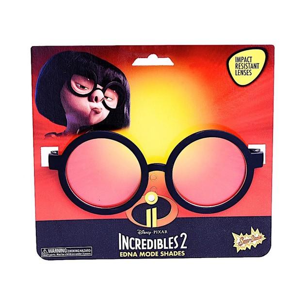 Edna Mode Incredibles Glasses
