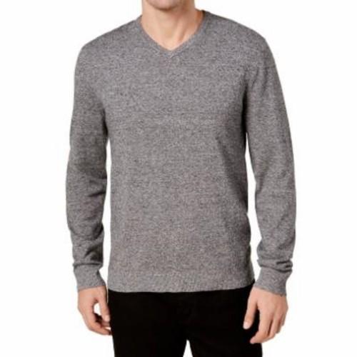 Alfani Men's Knit Pullover Sweater Black Size 2 Extra Large