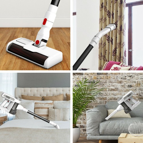 Costway 110W Cordless Multi-function Vacuum Cleaner