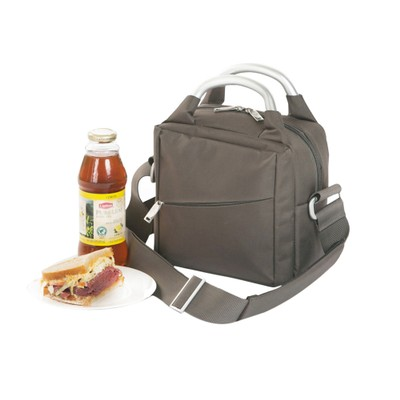 Picnic Plus Magellan Lunch Tote Clay