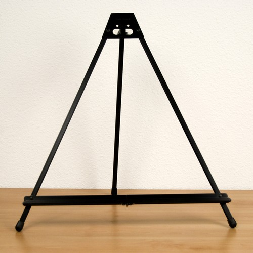 Studio Designs Light Weight Folding Easel - Black
