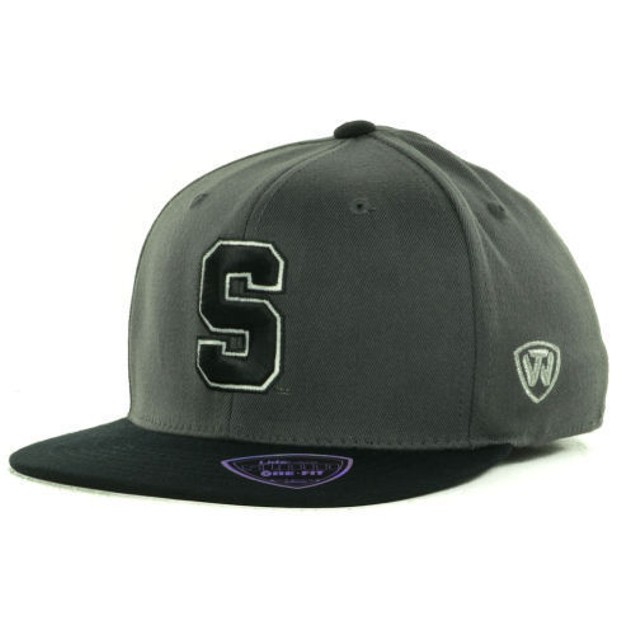 """Stanford Cardinal NCAA TOW """"Slam"""" Flat Bill Stretch Fitted Hat"""