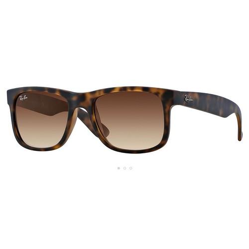 Ray-Ban JUSTIN - HAVANA Sunglasses - RB4165-710/13-51