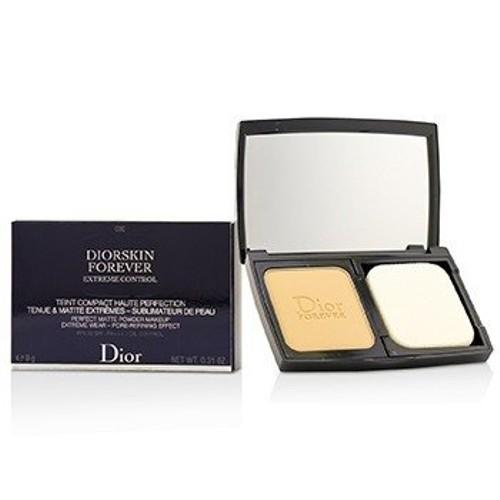 Christian Dior Diorskin Forever Extreme Control Perfect Matte Powder Makeup SPF 20 - # 030 Medium Beige