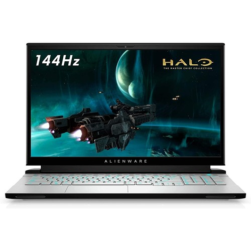 """Dell Alienware M17 R2 17.3"""" 1TB Win10,Lunar Light(Scratch and Dent)"""
